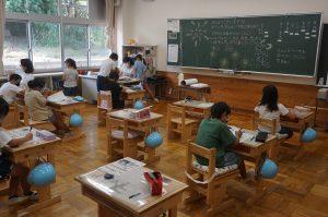 3年生の教室