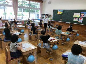 2年生教室
