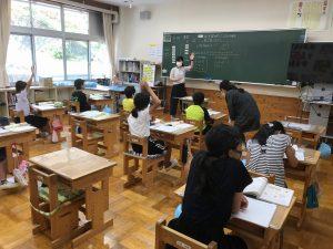 5年生教室